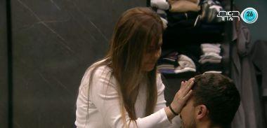 זהבה בן שרה לג'וזי שיר על אבא וגורמת לו לפרוץ בבכי קטע מרגש