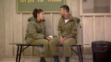 אלמוג שואלת את ג'וזי האם הדחה של יהודה עשתה לו טוב לדעתו? וזה התשובה המפתיעה שלו