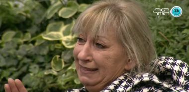 זהבה בן שרה וגרמה לרונית הביביסטית  לפרוץ בבכי